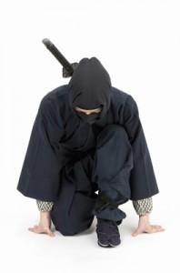 ninja-bow-down