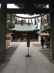 Kawagoe-hikawa-shrine