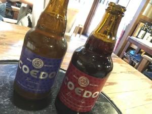 Kawagoe-koedo beer